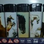 briquets chevaux