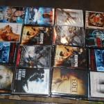 lot de 300 DVD