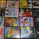palette de 300 DVD
