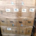 palette de 60 bidons de lessive à l Aloe Vera 3 litres
