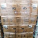 palette de 60 bidons de lessive au savon de Marseille 3 litres