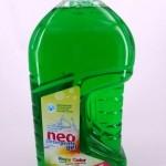 palette de 60 bidons de lessive pour linge de couleur 3 litres