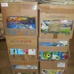 lot de 800 sacs cadeaux et pochettes
