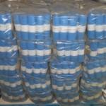 palette de 40 paquets de 15 sacs poubelle avec lanières 30 litres Très grande résistance