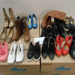 170 paires de chaussures 200 ht