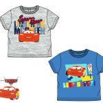 24 T Shirt manche courte Cars tailles 6 mois à 24 mois 50 euros ht