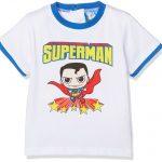 24 T Shirt manche courte Superman et Batman tailles 6 mois à 24 mois 50 euros ht
