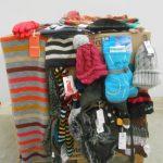 250 bonnets, gants, écharpes 100% marques LITTLE MARCEL, TRESPASS, SILVINI etc ...