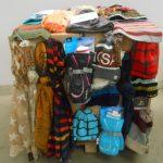 250 bonnets, gants, écharpes, cheichs 100% marques LITTLE MARCEL,TRESPASS, PASSIGATTI etc ...