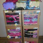 lot de 250 sacs, sacoches, sacs à dos etc … Barbie, Violleta etc …