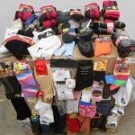lot de 500 paires de chaussettes